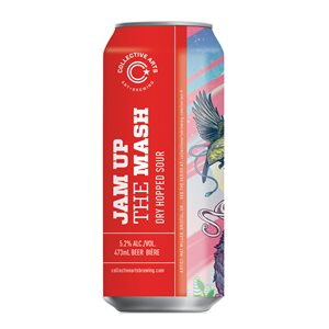 Collective Arts Jam Up The Mash Dry Hop Sour 473ml