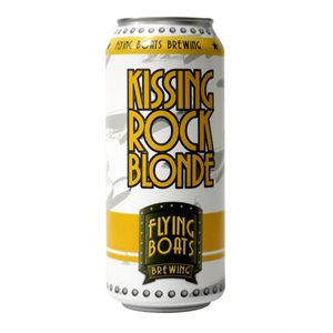 Flying Boats Kissing Rock Blonde Ale 473ml