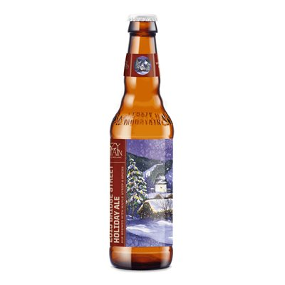 Crazy Mountain Bridge Street Holiday Ale 355ml