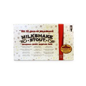 Rochester Mills 12 Days Milkshake Stout 12 C