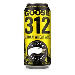 Goose Island 312 Urban Wheat 473ml