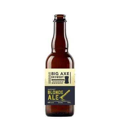 Big Axe Hatchet Blonde Ale 375ml