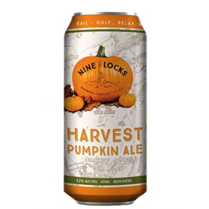 Nine Locks Harvest Pumpkin Ale 473ml