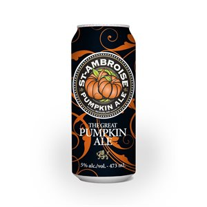 St Ambroise Pumpkin Ale 473ml