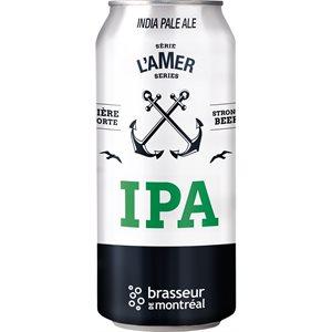 Brasseur De Montreal L'Amer IPA 473ml