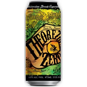 Flying Monkeys Theoretical Zero Late Hopped IPA 473ml