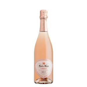 Paul Mas Le Berceau Sparkling Rose 750ml
