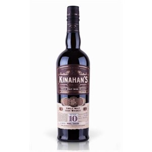 Kinahans Single Malt Irish Whiskey 10 YO 750ml