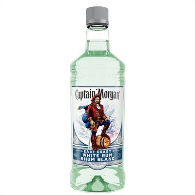 Captain Morgan East Coast White PET 1140ml