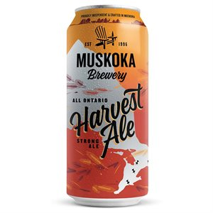 Muskoka Harvest Ale 473ml
