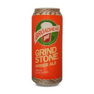Broadhead Grindstone Amber Ale 473ml