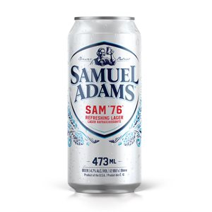 Samuel Adams 76 473ml