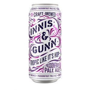 Innis & Gunn Tropic Like Its Hop Passionfruit Pale Ale 500ml