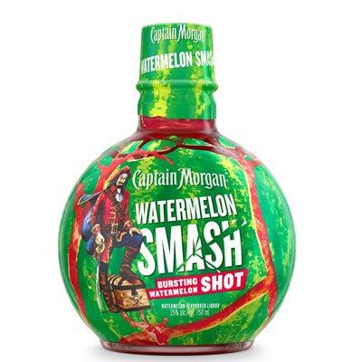 Captain Morgan Watermelon Smash 750ml