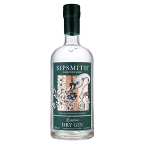 Sipsmith London Dry Gin 375ml