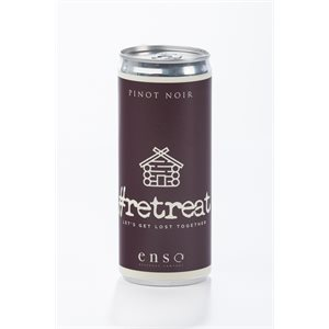 #Retreat Pinot Noir 250ml