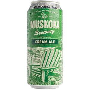 Muskoka Cream Ale 473ml