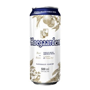 Hoegaarden Wheat Beer 500ml