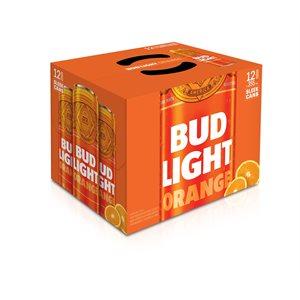 Bud Light Orange 12 C