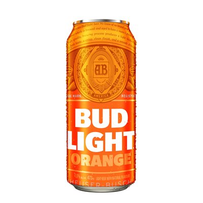 Bud Light Orange 473ml