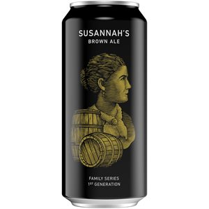 Moosehead Small Batch Susannahs Brown Ale 473ml