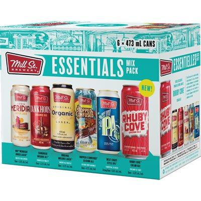 Mill Street Essentials Mix Pack 6 C