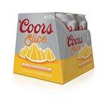 Coors Slice Orange 4 C