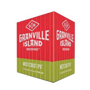 Granville Island West Coast IPA 4 C