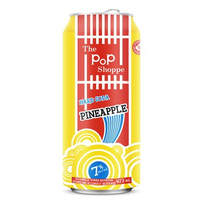 The Pop Shoppe Pineapple 473ml