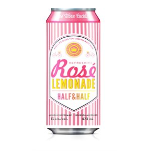 Picnic Rose Lemonade 473ml