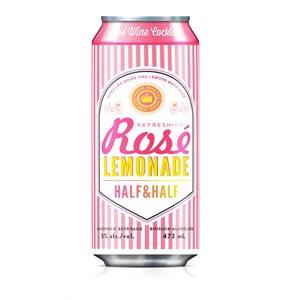 Picnic Rose Lemonade 473ml
