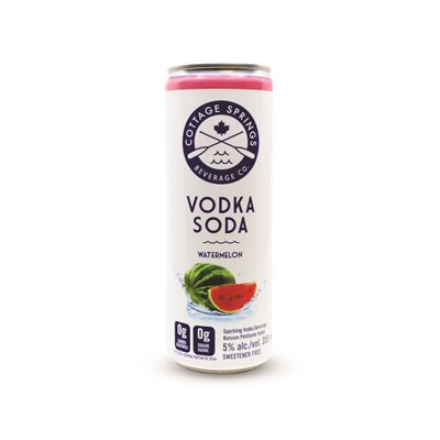 Cottage Springs Watermelon 355ml