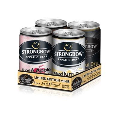 Strongbow Minis 4 C