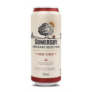 Somersby Rose Cider 500ml