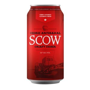 Scow Craft Cider 473ml