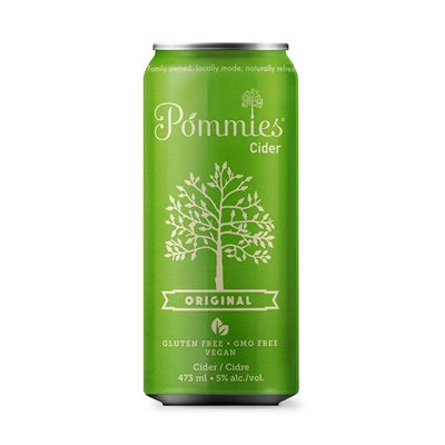 Pommies Original Cider 473ml