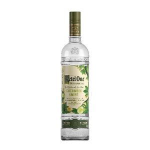 Ketel One Botanicals Cucumber & Mint 750ml
