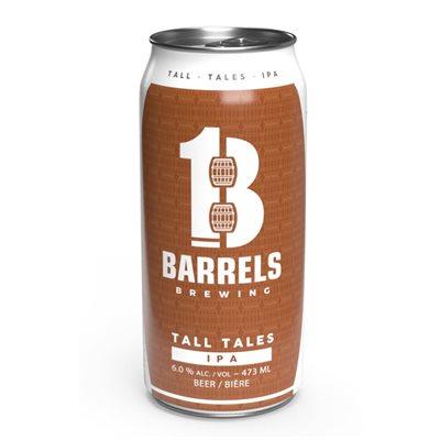 13 Barrels Brewing Tall Tales IPA 473ml