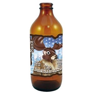Petit-Sault La Buck Mousse Chocolate Porter 341ml