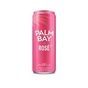 Palm Bay & Rose 355ml