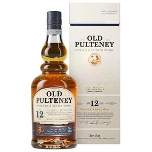 Old Pulteney 12 YO 750ml