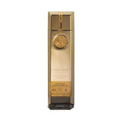 Gold Bar Whiskey 750ml