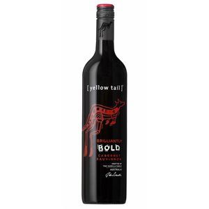 Yellow Tail Brilliantly Bold Cabernet 750ml