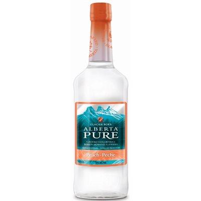 Alberta Pure Peach Vodka 750ml