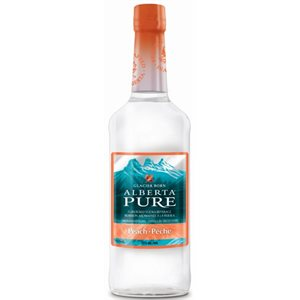 Alberta Pure Peach Vodka 750ml