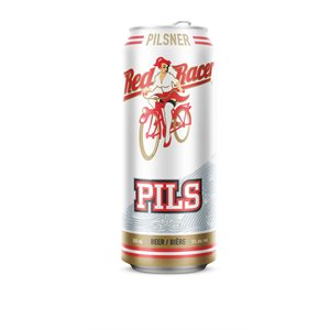Red Racer Pilsner 500ml
