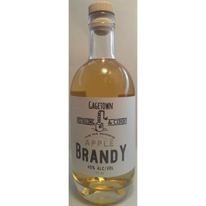 Gagetown Distilling & Cidery Apple Brandy 375ml