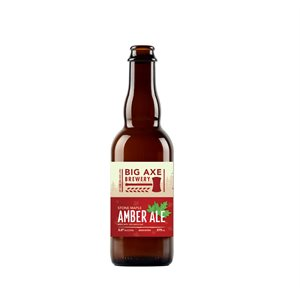 Big Axe Stone Maple Amber Ale 375ml