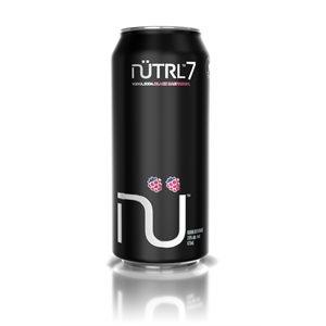 Nutrl Vodka Soda N7 Black Raspberry 473ml