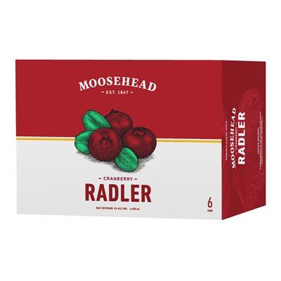 Moosehead Cranberry Radler 6 C